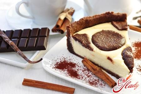 вкусный шоколадный торт без муки