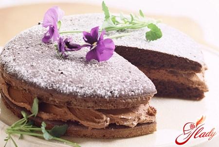 шоколадный торт без выпечки советы