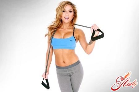 упражнения на мышцы рук