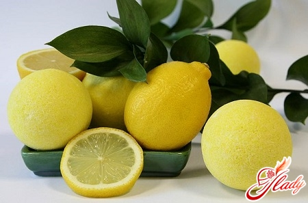 домашний лимон уход