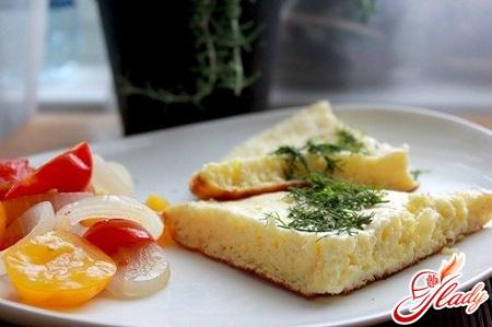 как правильно готовить омлет