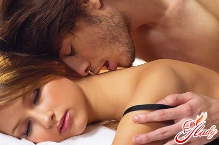 как вести себя в постели с парнем