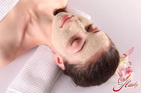 полезная маска для лица из геркулеса