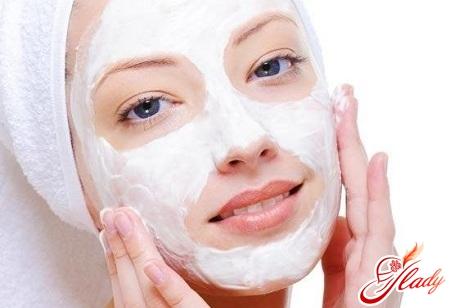 яичная маска пленка для лица