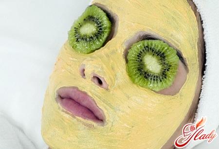 полезная маска для лица освежающая