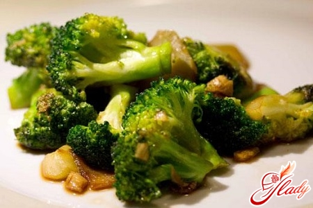 омлет с брокколи рецепт