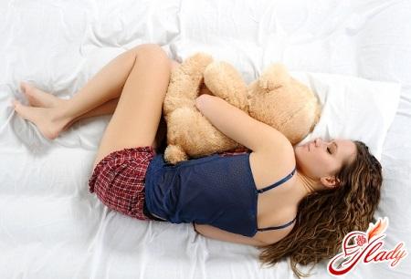 значение позы сна