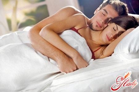 Позы сна с картинками и их значение
