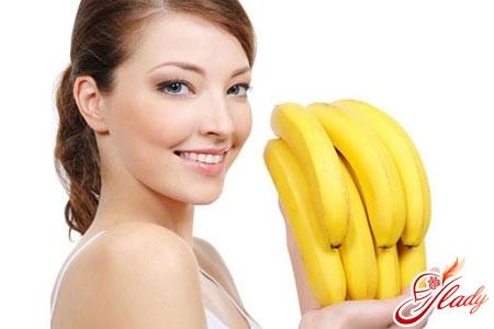 диета бананы и молоко