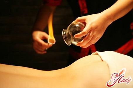баночный антицеллюлитный массаж в домашних условиях