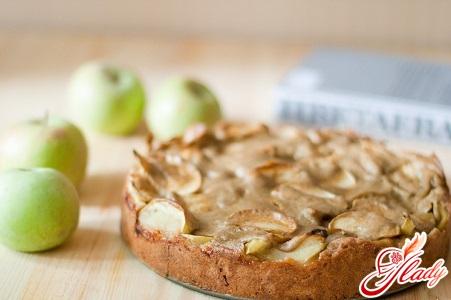 яблочный пирог цветаевой