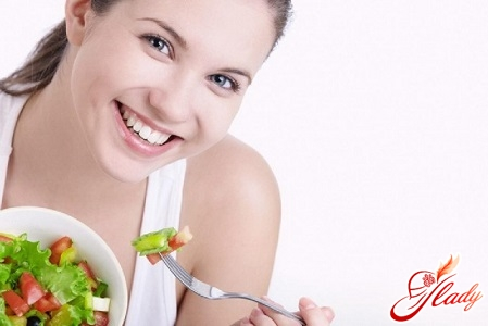 диета при обострении гастрита