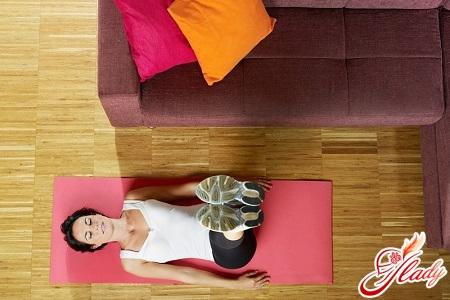 фитнес упражнения в домашних условиях