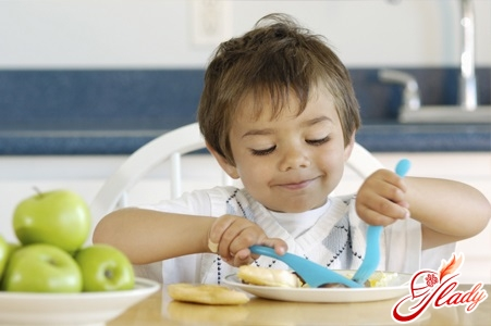 как приготовить детский омлет