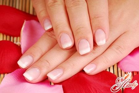 Наращивание ногтей гелем на формах: пошаговая