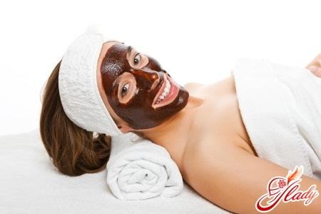 какао маска для лица