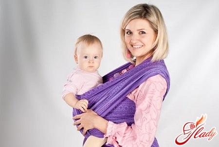 Кенгуру для новорожденных и слинги для