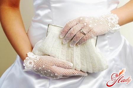 Свадебный клатч: на счастье