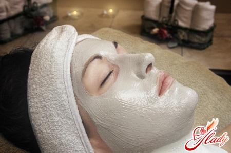лифтинг маска в домашних условиях