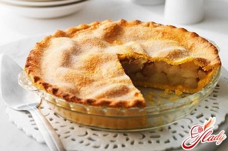 быстрый рецепт простого и вкусного пирога на десерт