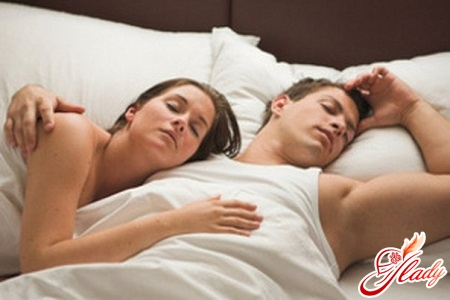 удобные позы для сна вдвоем