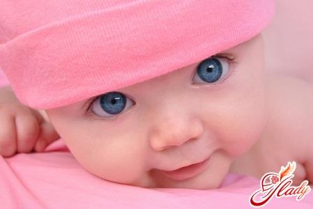Гармоническое развитие малыша в четыре месяца
