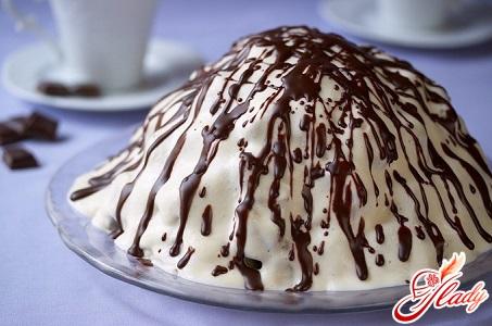 рецепт торт панчо