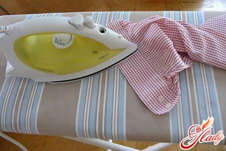 Как правильно и качественно гладить мужские рубашки