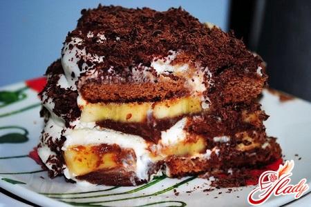 Рецепт торта з пряників
