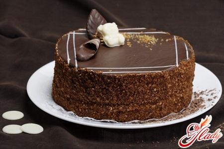 рецепт сметанного торта мишка