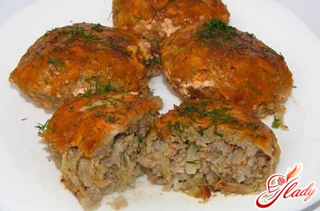 рецепт ленивых голубцов в духовке