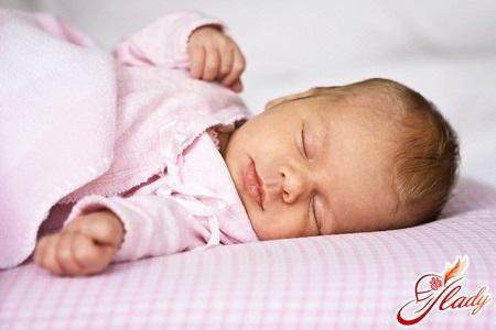 какой матрас выбрать для новорожденного