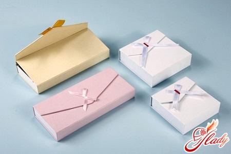 коробочки своими руками из