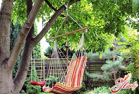 Плетеные подвесные кресла своими руками 2