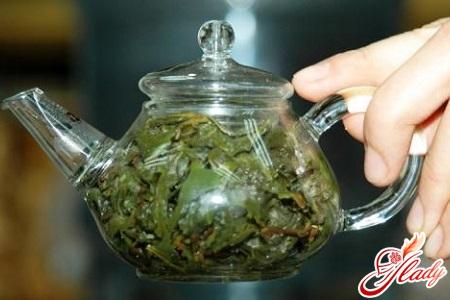 чаи для похудения