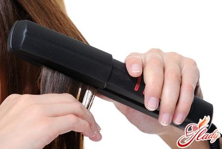 кератиновое выпрямление волос технология