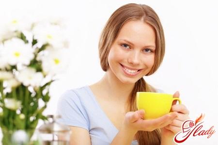 можно ли пить зеленый чай при кормлении грудью