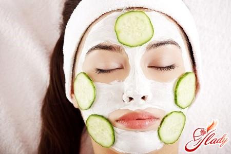 маски для отбеливания кожи лица