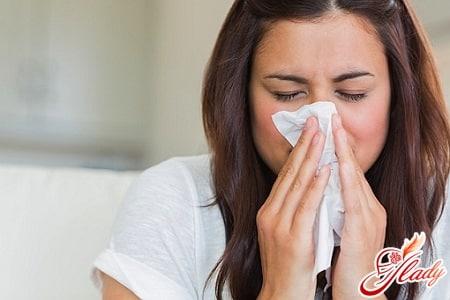 признаки аспириновой астмы