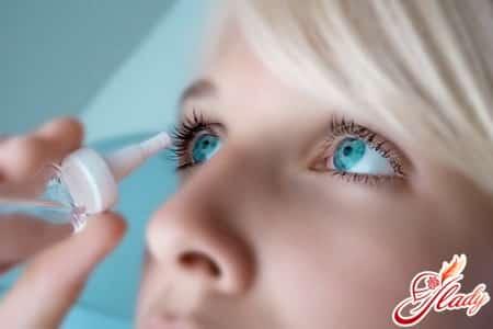 капли для глаз для профилактики