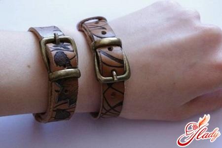браслеты с застежками