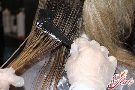 профессиональное бразильское выпрямление волос