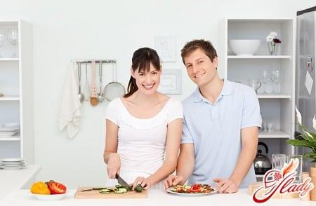приготовление блюд по диете стол 5