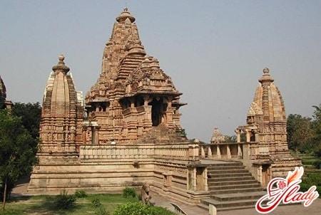 храм каджурахо