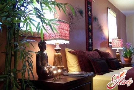 фигурка будды в квартире по фен шуй