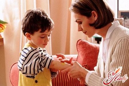 лечение фурункул у детей
