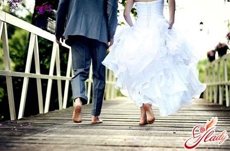 секрет отношений после свадьбы