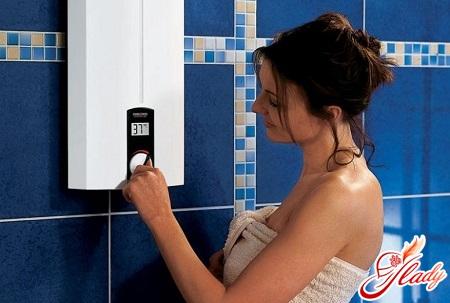 как правильно выбрать проточный водонагреватель