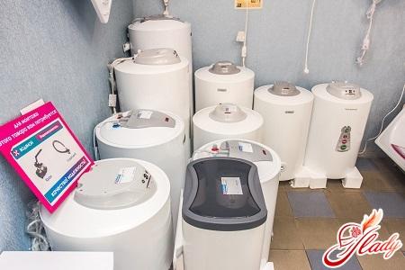 как выбрать проточный водонагреватель в дом