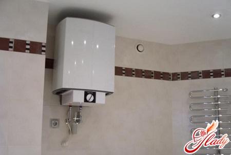 как выбрать водонагреватели